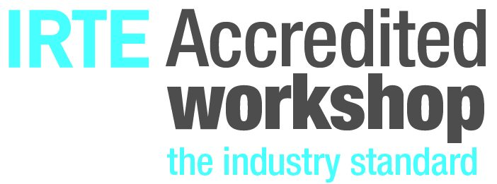 irte accreditation logo
